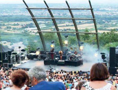 Sortir en ardèche ? un festival de musique à Crussol
